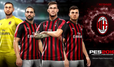 AC Milan and PES 2019 team up again