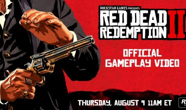 Rockstar release Red Dead Redemption 2 gameplay footage trailer
