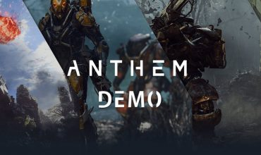 Anthem demo coming on February 1st 2019