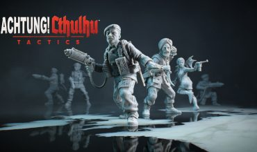 Achtung! Cthulhu Tactics launch trailer released