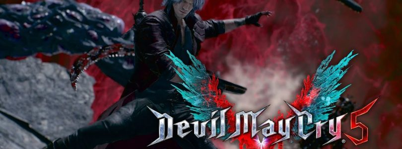 New Devil May Cry 5 trailer