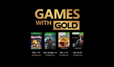 Overcooked and Victor Vran are your October Games With Gold