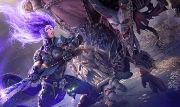 Darksiders III FORCE FURY form unveiled