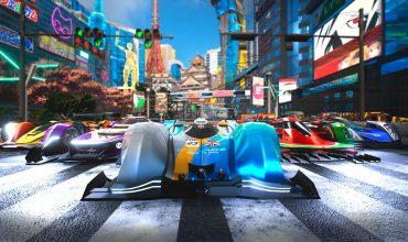 Arcade racer Xenon Racer announced
