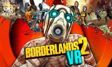 Borderlands 2 VR coming to PlayStation VR