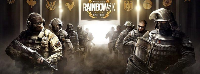 Tom Clancy's Rainbow Six Pro League returns to Brazil for season 8 finals