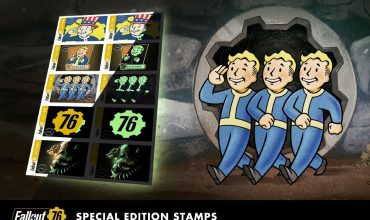 Fallout 76 stamps to be released