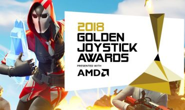 Who were the Winners at the Golden Joystick Awards?