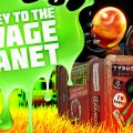 Journey to the Savage Planet announced at The Game Awards