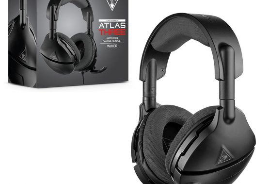 Turtle Beach Atlas Three headset review