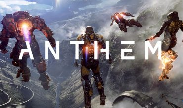 New Anthem trailer at The Game Awards