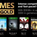 December is here and so are your Xbox Games with Gold!